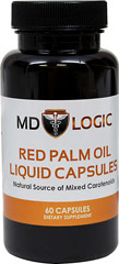 Red Palm Oil Liquid Capsules 750 mg  60 Capsules 750 mg $3.99