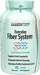 EVERYDAY FIBER SYSTEM  180 Vegi Caps  $15.99