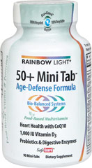 50+ Mini Tab™  90 Tablets  $13.99