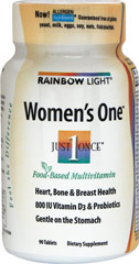 Women's One™ Just Once®  90 Tablets  $24.99