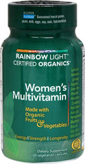 Women's Multivitamin  120 Vegi Caps  $25.99