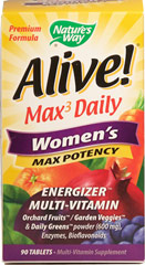 Alive Women's Multi  90 Tablets