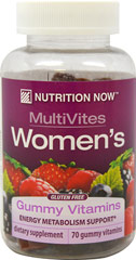 Women's Gummy Vitamin  70 Gummies  $8.99