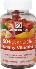 50+ Complete Gummy Vitamins  50 Gummies