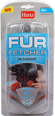 Fur Fetcher for Dogs <p><strong>From the Manufacturer:</strong></p><p><strong></strong>Hartz Groomer's Best Fur Fetcher for Medium Dogs is uniquely designed with microcombs to remove loose hair and undercoat with out damaging or cutting fur while leaving your pet's coat healthy and shiny.</p> 1 Each  $17.36