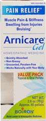 Arnicare Gel  2.6 oz Cream  $10.99