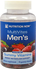 Men's Gummy Vitamins  70 Gummies  $8.99
