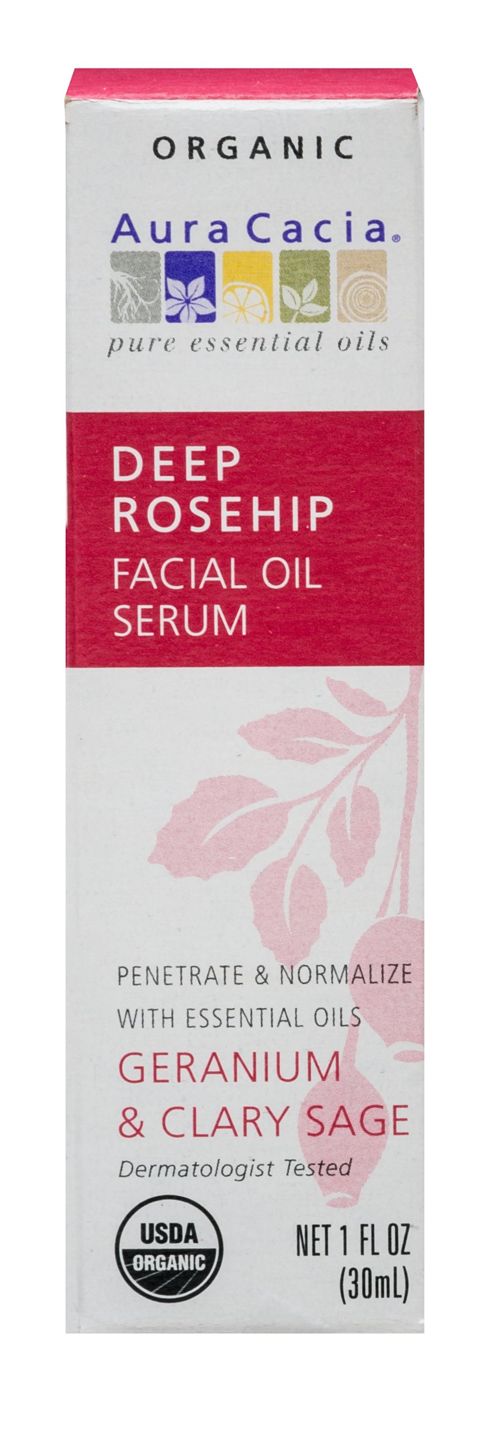Deep Rosehip Facial Oil Serum <p><strong>From the manufacturer: </strong>While regular cleansing removes oil, dirt, and dead skin, it also exhausts the skin of its natural hydration and moisture-preserving oil. Rosehip oil's high proportion of 94% unsaturated essential fatty acids enhanced with Vitamin E will absorb quickly and deeply into your skin to replace essential elements. Apply to damp skin immediately after cleansing and all that's lost can be beautifully resto