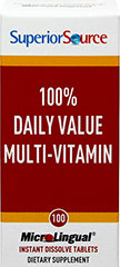 One Daily Value Multi Vitamin  100 Tablets  $6.49