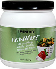 Invisiwhey™  1 lb Powder  $17.99