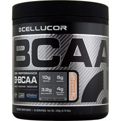 Cor Performance BCAA Tropical Punch <strong>From Manufacturer's Label:</strong><br /><br />BCAA COR-Performance.  30 servings. Available in Tropical Punch flavor. <br /><br /><strong>Manufactured by: </strong> Cellucor  						 30 servings Powder  $39.99