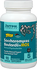 Saccharomyces Boulardii + MOS  90 Capsules 5 billion $21.99