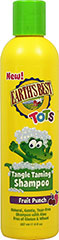 TOTS Tangle Taming Shampoo <p><strong>From the Manufacturer's Label:</strong></p><p>Earth's Best TOTS Tangle Taming Shampoo is a natural, gentle, tear-free formula that gives knots and snarls the slip for easy-to-brush hair both wet and dry. Say goodbye to tangles and tears. Say hello to soft, smooth hair.</p><ul><li>No Artificial Colors or Fragrances</li><li>No Phthalates, Sodium Lauryl/Laureth Sulfate</li><li>No So
