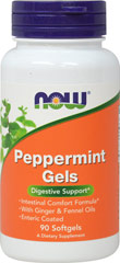 Peppermint Gels  90 Softgels  $8.99