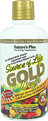 Source of Life GOLD Liquid  30 oz. Liquid  $39.99