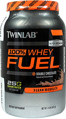 100% Whey Protein Fuel Chocolate <p><strong>From the Manufacturer's Label: </strong></p><p><strong></strong></p><ul><li><span>25g Protein Per Serving from 100% Whey</span></li><li><span>Instantized for easy, no-blender-required mixing</span></li><li><span>Incredibly thick, rich taste, even in water</span></li><li><span>Enzyme-assisted formula to promote co