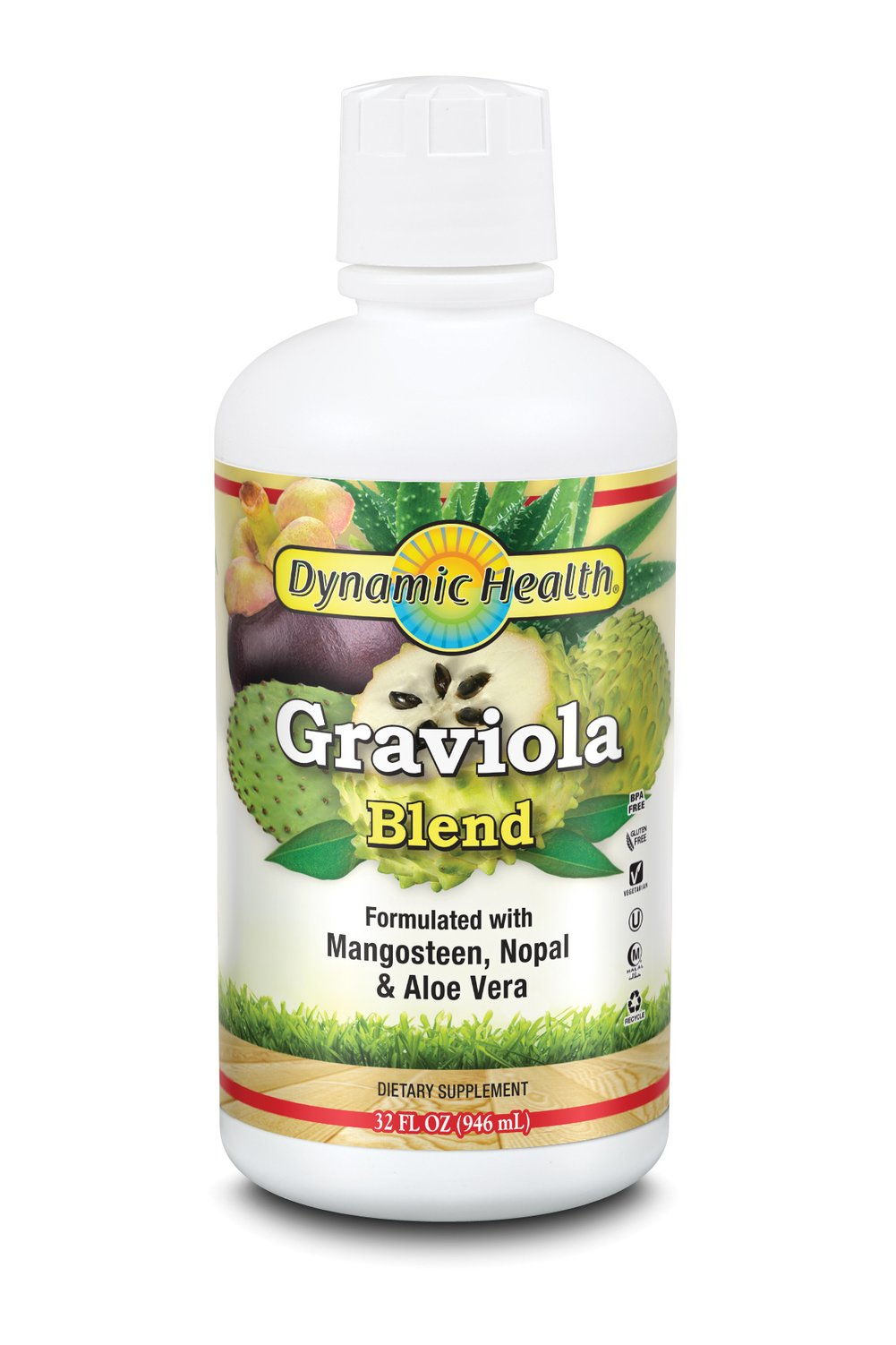 Graviola Extract Juice Blend  32 oz Liquid  $14.99
