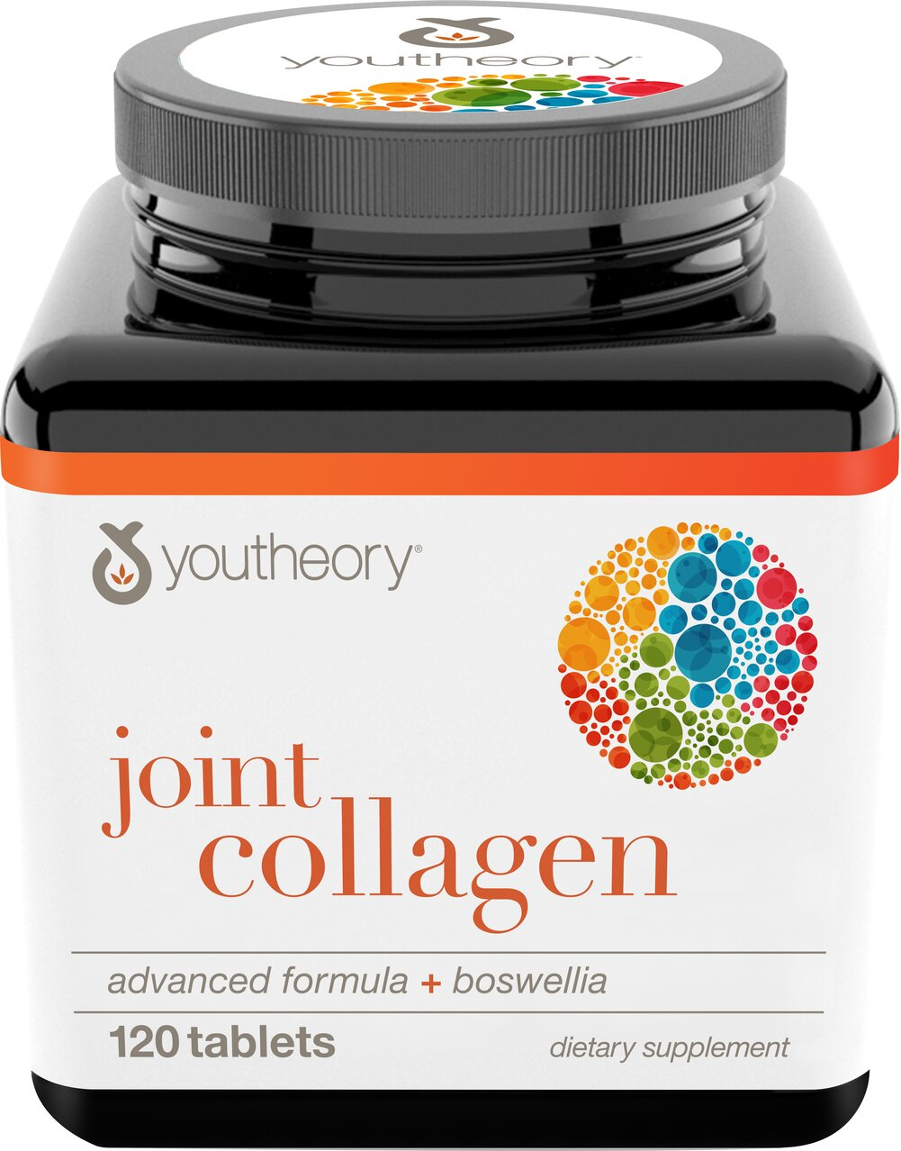 Joint Collagen Type 2 with Boswellia, Turmeric, Cinnamon & Quercetin  120 Tablets  $22.99