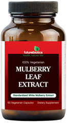 Mulberry Leaf Extract 500 mg  60 Capsules  $13.99