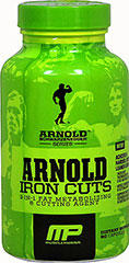 Iron Cuts <p><strong>From the Manufacturer's Label:</strong></p><p>Arnold Schwarzenegger Series Iron Cuts is manufactured by MusclePharm.</p><p></p><p></p> 90 Capsules  $29.99