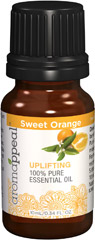 "Sweet Orange 100% Pure Essential Oil <p>One of the most appealing fragrances in all of aromatherapy is that of Sweet Orange Oil. Its cheerful, freshly sweet citrus scent will leave you feeling uplifted, revitalized and fully refreshed. </p><ul><li><span class=""bold-pink"">Traditional Uses:</span> Uplifting, revitalizing, and overall well-being. </li><li><span class=""bold-pink"">History:</span>  One of the most appealin"