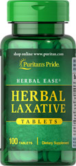 Herbal Laxative <p><strong>Herbal Laxative</strong> Tablets are an all-natural laxative designed for the relief of occasional constipation.** Our formula brings together the holistic properties of Cascara Sagrada and Senna, two popular herbals that help promote regularity.**</p><p>Herbal Laxative Tablets contain no harsh synthetics, to assure gentle, yet efficient, relief.**</p><p>Also available in Capsules. See items 2180, 2183 and 2185.</p> 100 T