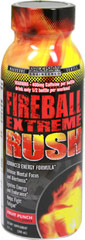 Fireball Extreme Rush <p>We are proud to bring you Fireball Extreme Rush from Precision Engineered.  Look to Puritan's Pride for high quality national brands and great nutrition at the best possible prices.</p> 4 pack-8 oz Liquid  $8.49