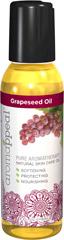 Grapeseed Oil <p>Created to bring you harmony, Aromappeal™ uses the most balanced ingredients to lift your spirits and soothe your mind.</p><p>Aromappeal™ Grapeseed Oil is a natural vegetable oil with a neutral aroma. This base makes an ideal ingredient to create your own aroma recipe.</p> 4 oz Oil  $7.99