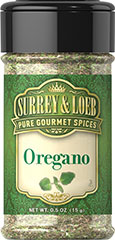 Oregano <p><strong>From the Manufacturer:</strong></p><p>A member of the mint family, Oregano has a distinctly robust aroma and a somewhat sweet, earthy taste. Oregano is a staple in Italian cooking and is also celebrated in Mexican cuisine.</p> 0.5 oz Flakes  $3.99