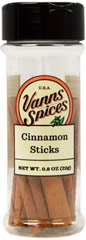 Cinnamon Sticks <strong></strong><p><strong>From the Manufacturer:</strong></p><p>Cinnamon Sticks are made by scraping the outer skin of the bark and placing them inside each other to dry. Cinnamon is most commonly used to enhance the sweetness of baked goods like pastries, pies, breads, cakes and puddings. Cinnamon also lends itself to more complicated and bold recipes, such as curries, soups, stews and lamb dishes, to boost their natural flavors. Our C