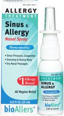 Sinus Allergy Nasal Spray <p><strong>From the Manufacturer's Label: </strong></p><p>For Sinus Pressure, Congestion</p><p>For Sneezing & Runny Nose</p><p>For Dry Nasal Passages</p><p>Non-Drowsy formulas</p><p>No excessive dryness or thirst</p><p>No histamine rebound</p><p>Provides general year round symptom relief for nasal and sinus symptoms due to respiratory allergies.</p>&lt