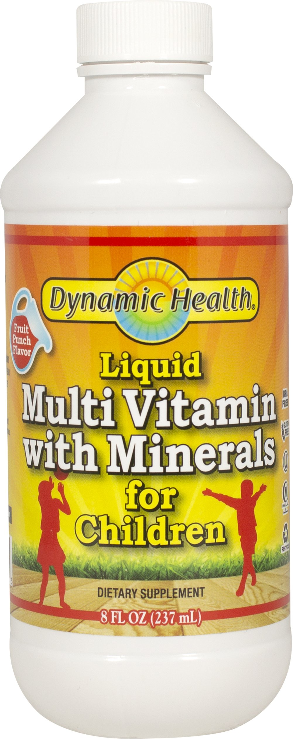Children's Liquid Multivitamins & Minerals  8 fl oz Liquid