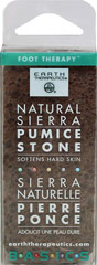 Earth Therapeutics® Natural Sierra Pumice Stone <p><strong>From the Manufacturer's Label: </strong></p><p>A feather light block that effectively smooths away calluses and hard dry skin. A staple accessory for maintaining soft hands and feet.</p><p>Manufactured by Earth Therapeutics®</p> 1 Stone  $2.09