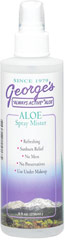 Aloe Spray Mister <p><strong>From the Manufacturer's Label: </strong></p><p>Refreshing</p><p>Sunburn Relief</p><p>No Mess</p><p>No Preservatives</p><p>Use Under Makeup</p> 8 fl oz Spray  $4.99