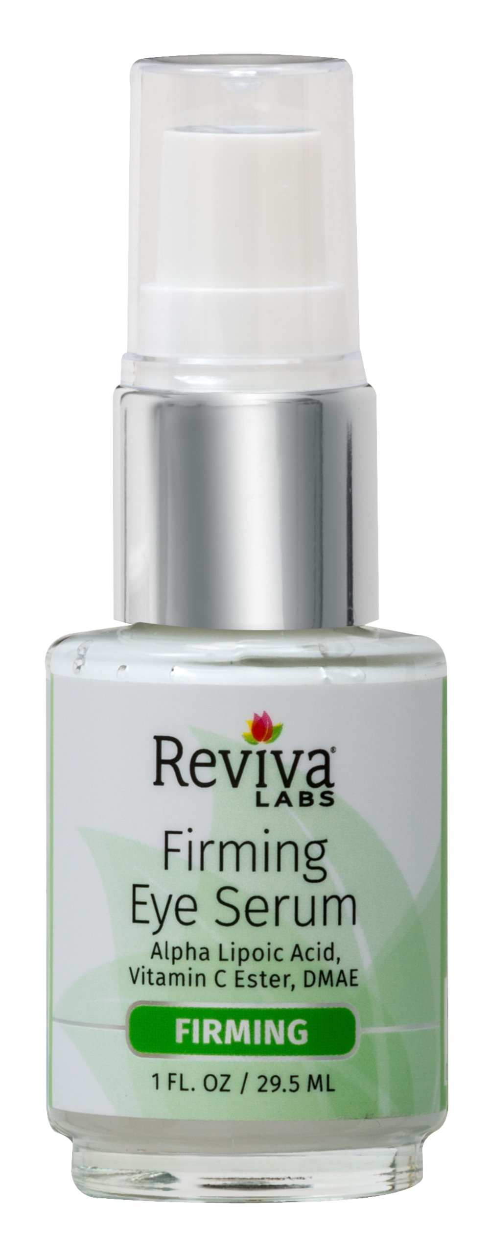 Reviva® Labs Firming Eye Serum <p><strong>From the Manufacturer's Label:</strong></p><p>Reviva Labs Firming Eye Serum has a special base and precise blending, penetrates the thin skin around eyes for  quick absorption. <br /></p><p><strong></strong></p><p>Manufactured by  Reviva® Labs.</p> 1 oz Serum  $11.99