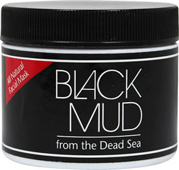 Sea Minerals Black Mud Facial Mask From The Dead Sea <p><strong>From the Manufacturer's Label: </strong></p><p>All Natural Facial Mask</p><p>The genuine Black Mud from the Dead Sea, imported from Israel.</p><p>Manufactured by  Sea Minerals.</p> 3 oz Each  $7.49