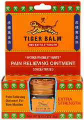 Tiger Balm® Extra Strength Ointment  0.63 oz Ointment  $5.49