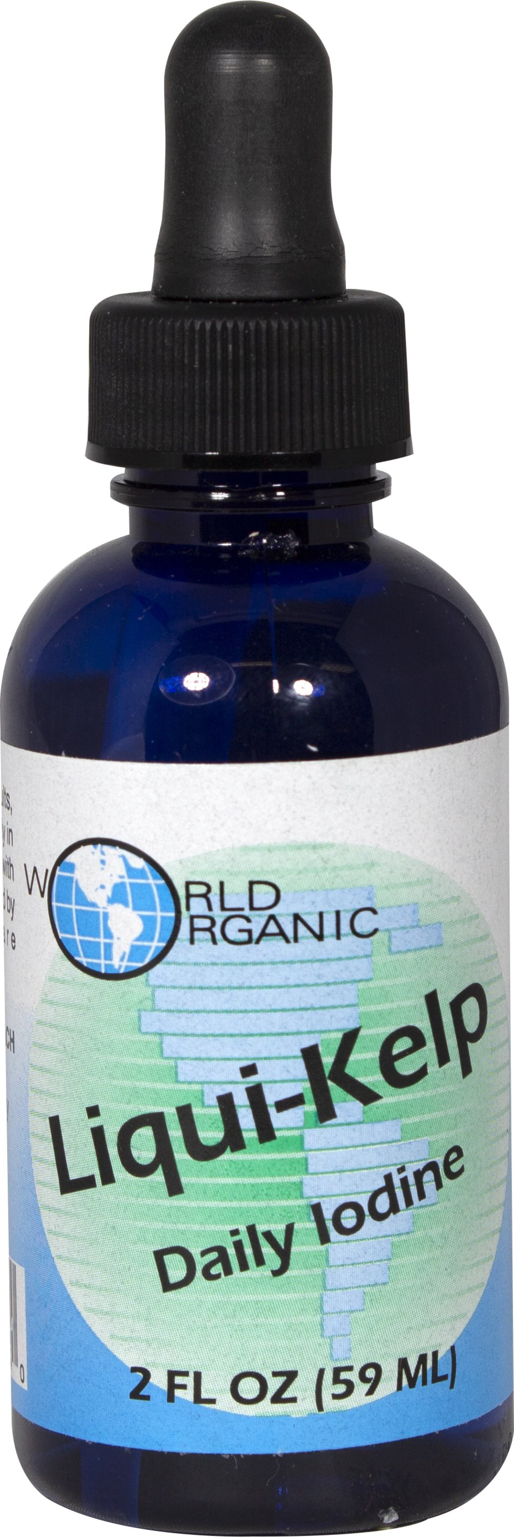 Liquid Kelp <p><strong>From the Manufacturer's Label: </strong></p>Source of essential iodine. Kelp provides iodine, which is one of the few minerals designated as essential. Liquid formula. Serving is 4 drops - 0.25ml. 2 fl oz Liquid 150 mcg $2.99