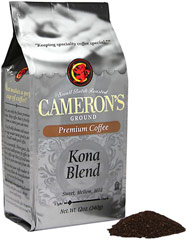 "Kona Blend Ground Coffee <p><strong>From the Manufacturer's Label: </strong></p><p><span class=""bold-text"">Made from 100% Arabica Beans, Kosher</span></p><p><span class=""bold-text"">Origin: </span>Colombian, Mexican and Hawaiian</p><p><span class=""bold-text"">Taste: </span>Smooth, bold flavor.</p><p><span class=""bold-text"">Freshness: </span>E"