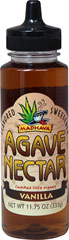 Organic Vanilla Agave Nectar <p><b>From the Manufacturer's Label: </p></b><p>Introducing Madhava's new Flavored Agave Nectar because we think enjoying a good cup of coffee is important to your day.  Now you can savor the flavors you love and make it your way everyday at home!</p><p>Made with pure organic agave nectar and organic flavoring, this is the perfect way to add a deliciously sweet flavor to your favorite blend of coffee, mixed drinks, ic