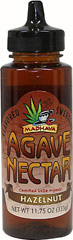 Organic Hazelnut Agave Nectar <p><strong>From the Manufacturer's Label: </strong></p><p>Madhava's Hazelnut Flavored Agave Nectar is made with pure organic agave nectar and organic flavoring. Add a deliciously sweet flavor to your favorite blend of coffee, mixed drinks, ice cream, pancakes... you name it!</p> 11.75 oz Bottle  $7.99