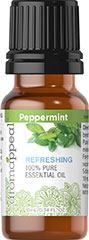 Peppermint 100% Pure Essential Oil Few scents are as distinctly tantalizing as the cooling, minty vibrancy of Peppermint. </p> <p>Rub Peppermint Oil onto your temples for a refreshing, rejuvenating lift, or enjoy its traditional uses for circulatory, digestive and nervous system health.** Peppermint Oil can be particularly soothing when it's rubbed all over your body,  20 ml Oil  $17.99