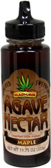 Organic Maple Agave Nectar <p><strong>From the Manufacturer's Label: </strong></p><p>This Organic Maple Agave Nectar from Madhava is a great way to add a touch of sweet delicious flavor to pancakes and waffles. You only need a small amount of this flavorful sweetener for the taste you want.<br /></p> 11.75 oz Bottle  $15.49