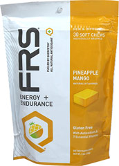 FRS Chews Pineapple Mango <p><b>From the Manufacturer's Label:</b></p> <p>FRS Chews  are manufactured by FRS.</p><p>Available in Pomegranante Blueberrry & Pineapple Mango flavors.</p> 30 Chewables