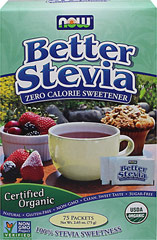 Organic Stevia Extract Non-Bitter Packets <p>We are proud to bring you Stevia Extract Organic Non-Bitter Packets 100% Natural  from Now Foods.  Look to Puritan's Pride for high quality national brands and great nutrition at the best possible prices.</p> 75 Packets  $6.49