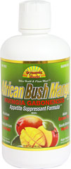 African Bush Mango Juice Blend <p>We are proud to bring you African Mango Liquid from Dynamic Health.  Look to Puritan's Pride for  Look to Puritan's Pride for high-quality national brands and great nutrition at the best possible prices.</p> 32 oz Liquid  $9.99