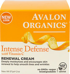Avalon Vitamin C Renewal Facial Cream  2 oz Cream  $14.99