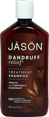 Jason® Dandruff Shampoo <p><strong>From the Manufacturer:</strong></p><p>For Cleansing Hair and Dry, Itchy, Flaky Scalp</p><p>Fortified with MSM, Neem Oil, Tea Tree Oil, Colloidal Sulfur and Rosemary</p><p>No Lauryl/Laureth Sulfates or Cocamide DEA</p><p>Dandruff is not a hair problem, it is a scalp condition.  Treat your scalp with this laboratory-tested formula with an extra mild, and all natural combination of FDA complian