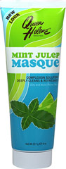 Queen Helene Mint Julep Facial Masque <p><strong>From the Manufacturer's Label:</strong></p><p>Mint Julep Masque is the original natural home treatment developed by a dermatologist.  Simply apply Mint Julep Masque to your clean face and neck.  Within minutes it firms and hardens, drawing out impurities from your pores.  After the masque is removed, you skin will feel clean, refreshed and smooth.  Even for individuals who are fortunately free of skin problems, Mint J