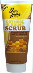 Queen Helene Oatmeal N Honey Natural Facial Scrub <p>We are proud to bring you Oatmeal and Honey Natural Facial Scrub from Queen Helene.  Look to Puritan's Pride for high quality national brands and great nutrition at the best possible prices.</p> 6 oz Scrub  $3.39